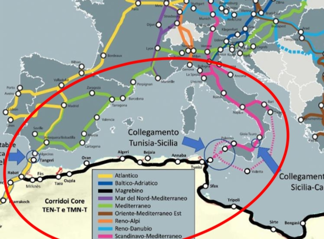 Assemblea per la Macroregione Mediterranea