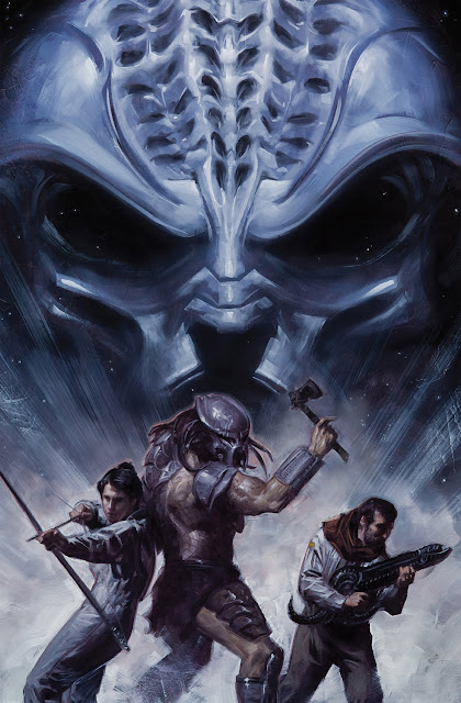 prometheus dark horse comics
