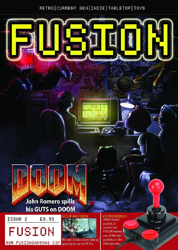 Indie Retro News: Fusion Gaming Magazine