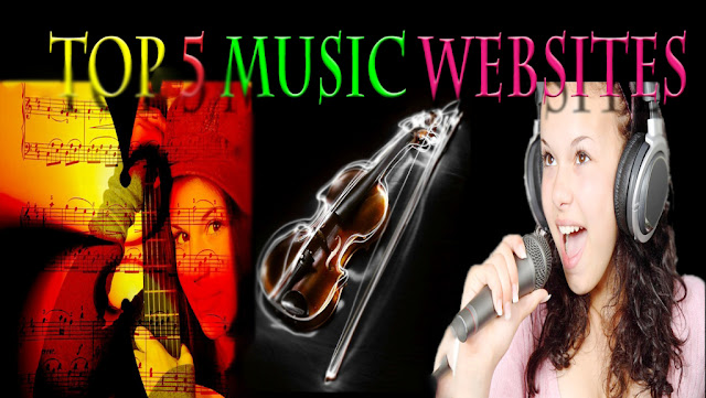 music Websites-the best song