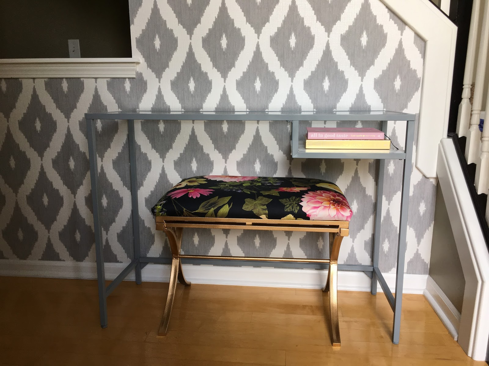 Restyle It Wright Ikea Vittsjo Hack Entryway Table