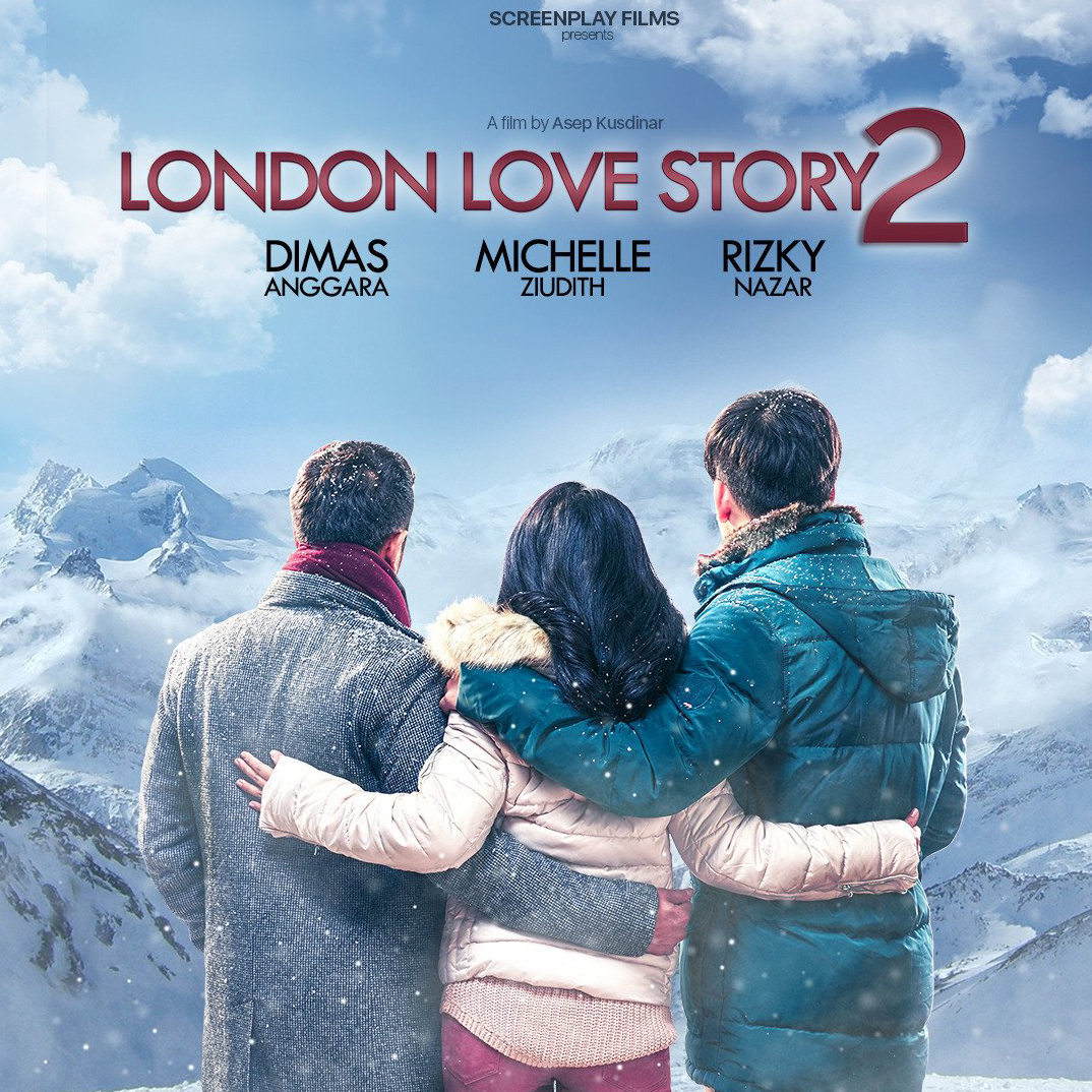 Film Indonesia] London Love Story 2 ~ echocobo