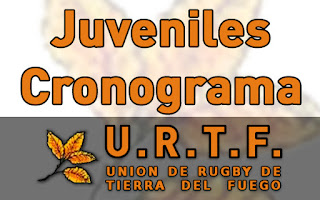 [URTF] Cronograma de Juveniles 03/12