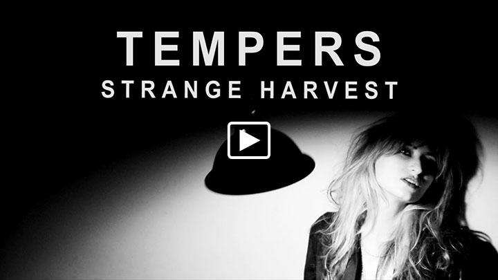 Tempers - Strange Harvest