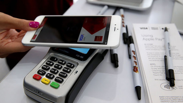 Apple Pay ganha mais 54 emissores de cartões dos Estados Unidos