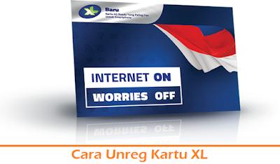 Cara Unreg Kartu XL (Termudah.com)