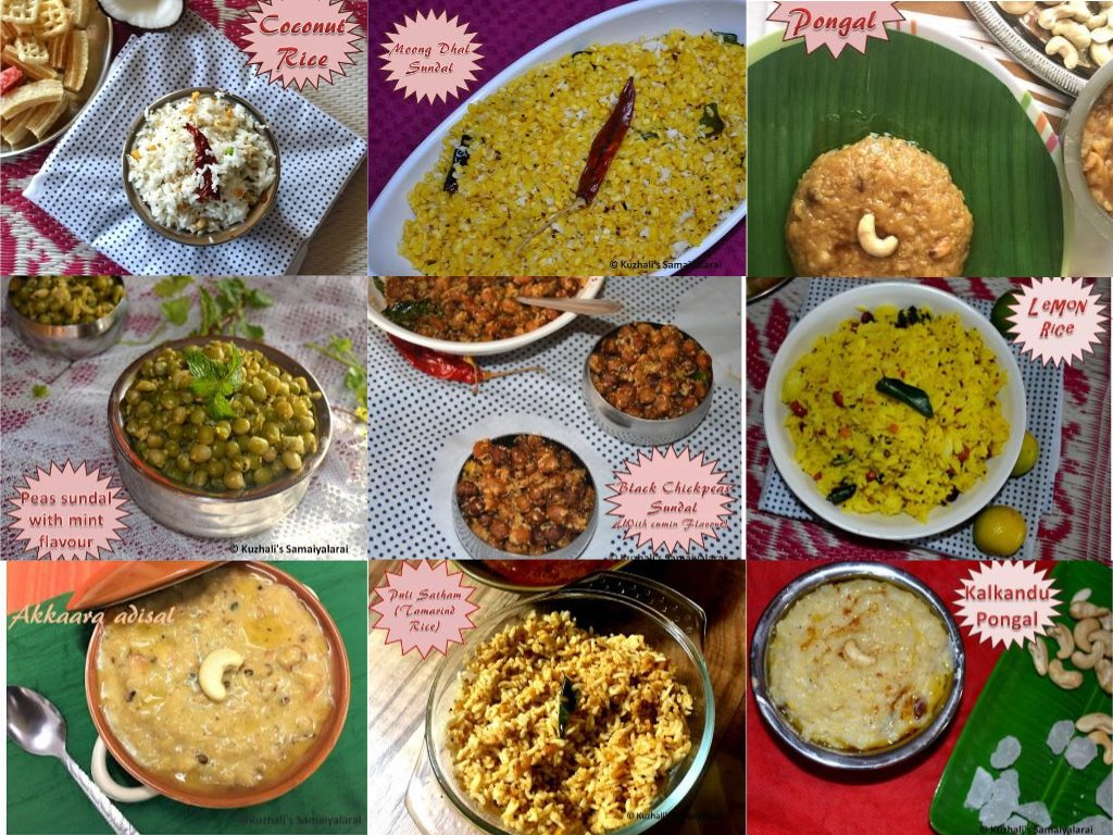http://www.kuzhalisamaiyalarai.in/2017/09/navarathri-recipe-collections.html