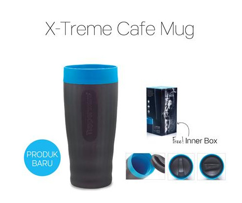 Tupperware X-Treme Cafe Mug