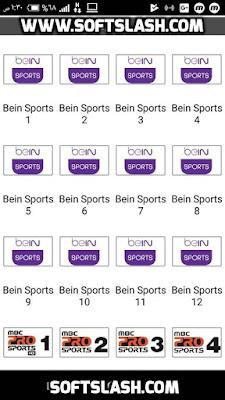 تحميل تطبيق بين بوص benboss لمشاهدة قنوات بين اسبورت بدون تقطيع موقع سوفت سلاش
