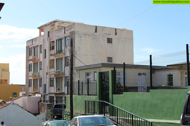 El Ayuntamiento de Santa Cruz de La Palma iniciará la remodelación del Edificio de los Maestros