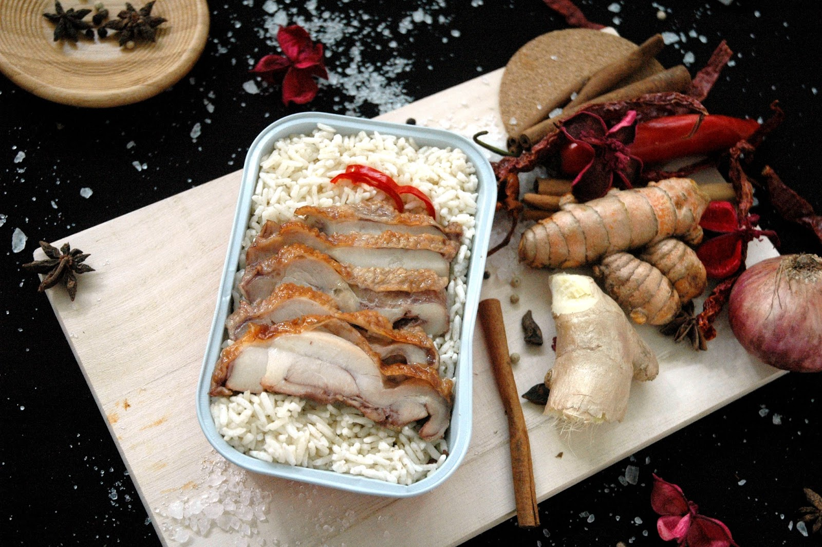Dude for food for Airasia japanese cuisine