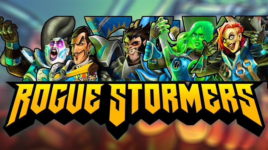 Rogue Stormers PC Game Download Poster