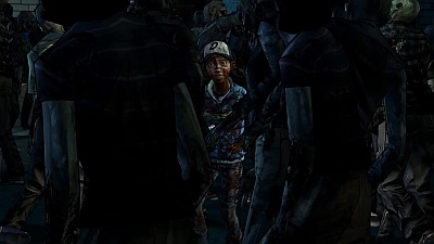What's The) Name Of The Song: The Walking Dead: The Game