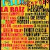 Cartel Completo del Rabolagartija 2016