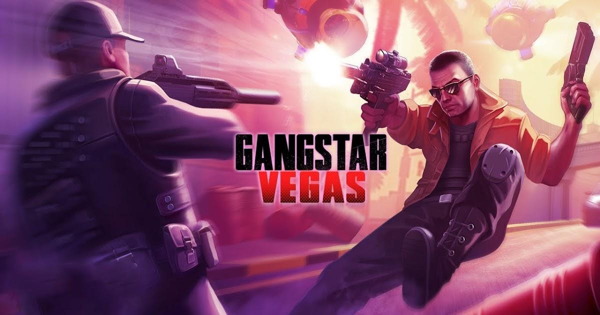 تحميل لعبة gangstar vegas للاندرويد مهكرة بدون داتا