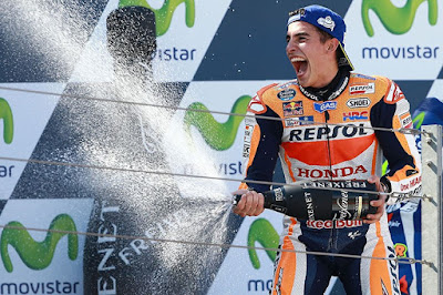 Banyak Julukan Marquez yang Tak Layak Lagi Untuknya