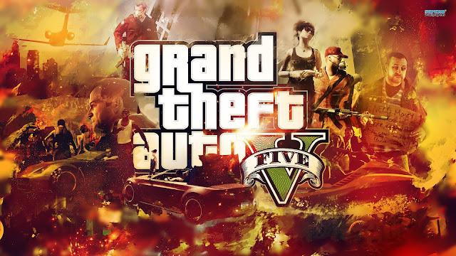 تحميل لعبة GTA V v1.6 مجانا