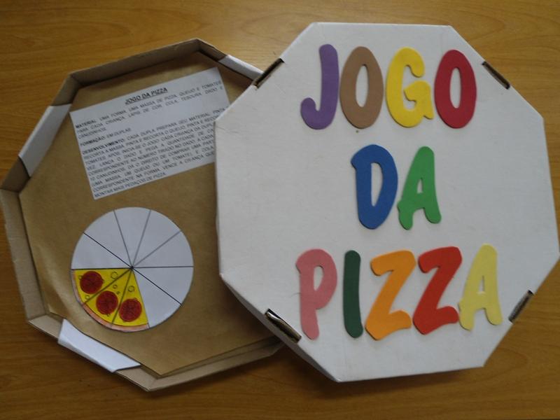 Jogo de fazer pizza