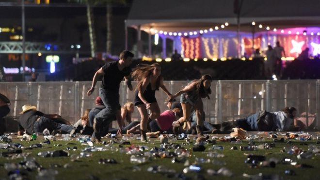 Las Vegas: Active shooter reported near Mandalay Bay
