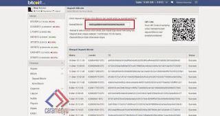 Cara Membuat Rekening/Dompet Bitcoin di VIP Bitcoin