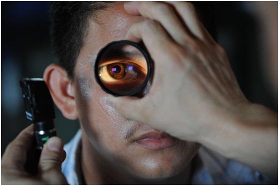 فوائد الأوميجا3 على العين