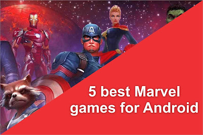 5 best Marvel games for Android in Hindi- Hindi Pe Bindi