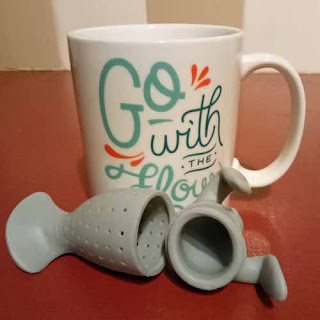 Manatea Tea Infuser and Mug Gift Set