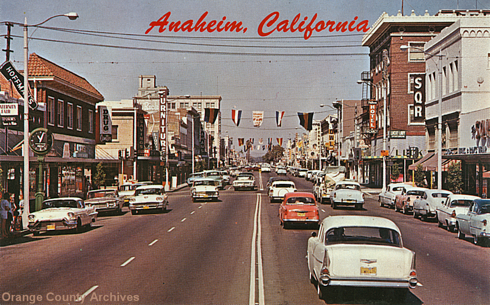 O.C. History Roundup: The End of Downtown Anaheim, Part II