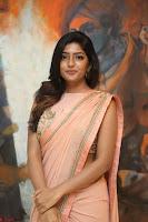 Eesha Rebba in beautiful peach saree at Darshakudu pre release ~  Exclusive Celebrities Galleries 003.JPG