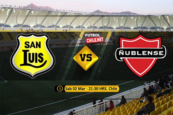 PREVIA: San Luis vs Ñublense