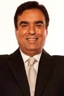 جورج قرداحي (George Kurdahi)، إعلامي لبناني