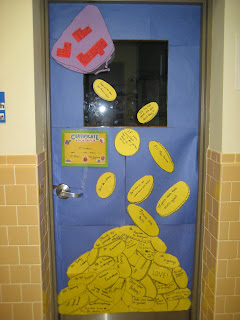 Waj Elementary School Counselor Blog Door Decorating Contest