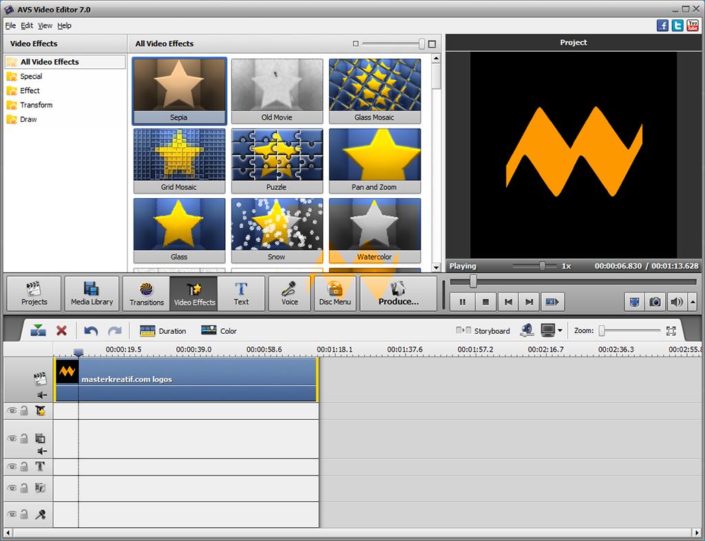 avs video editor hd