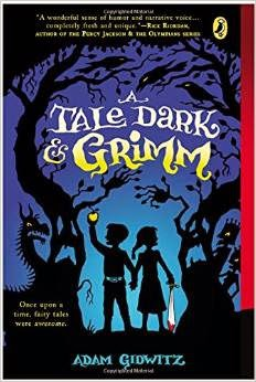 Cover of A Tale Dark & Grimm