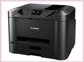 MAXIFY Printer inkjet untuk bisnis