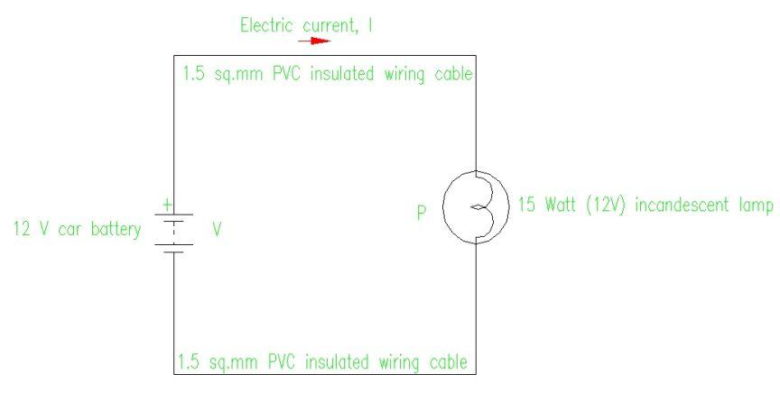 electric circuit diagram design electric circuit basic. Black Bedroom Furniture Sets. Home Design Ideas