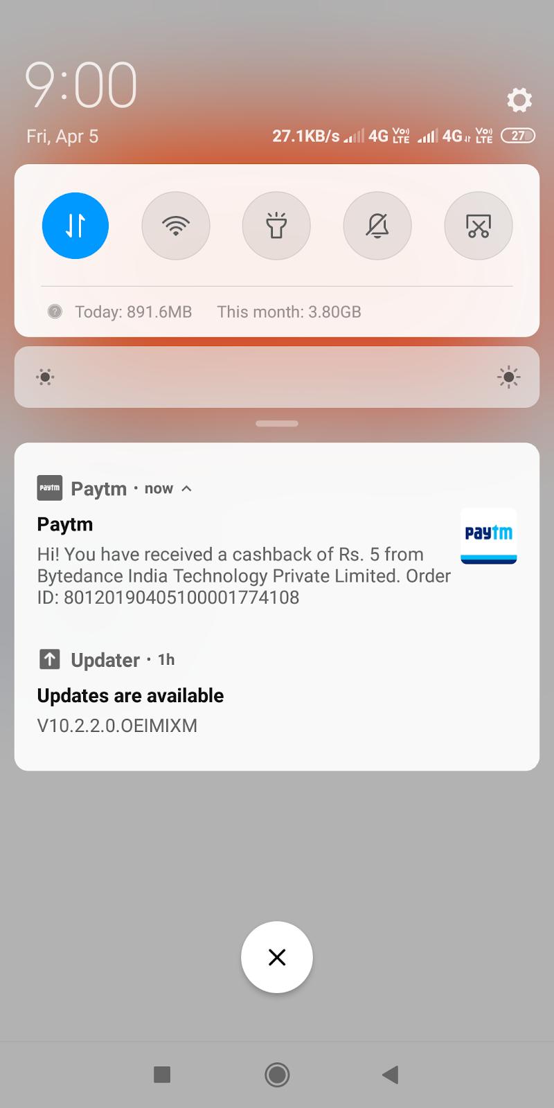 Helo App par Reffer 5 rupees, instant reedam paytm    - AnotherTricks
