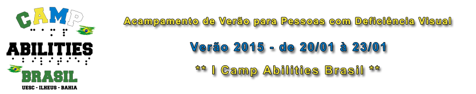Camp Abilities Brasil