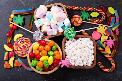 bonbons : Les aliments à éviter si vous avez des bagues dentaires