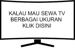 Sewa tv jakarta