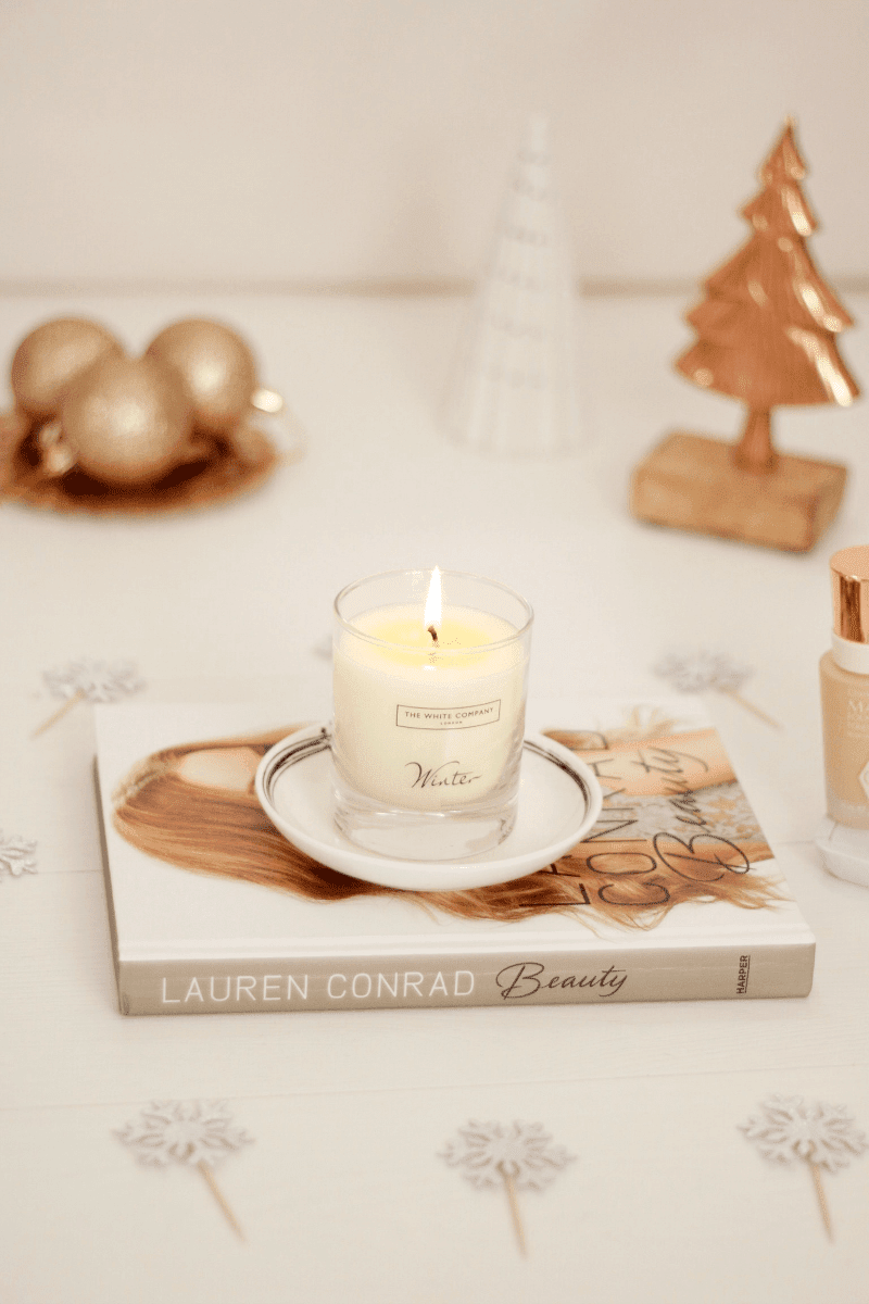 The White Company Winter Candle Review