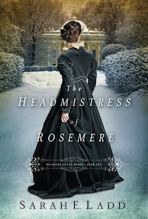 The Headmistress of Rosemere book review from Thoughts on Books - feature on The Cozy Reading Spot on Reading List