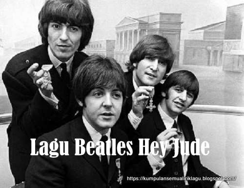 Lagu Beatles Hey Jude
