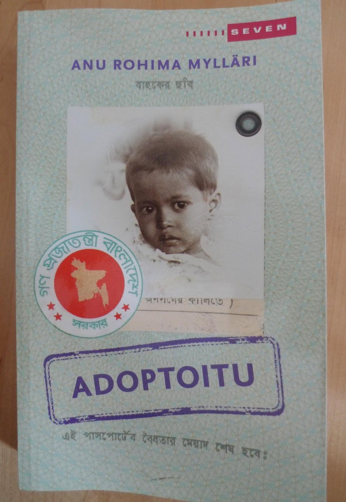 Adoptoitu