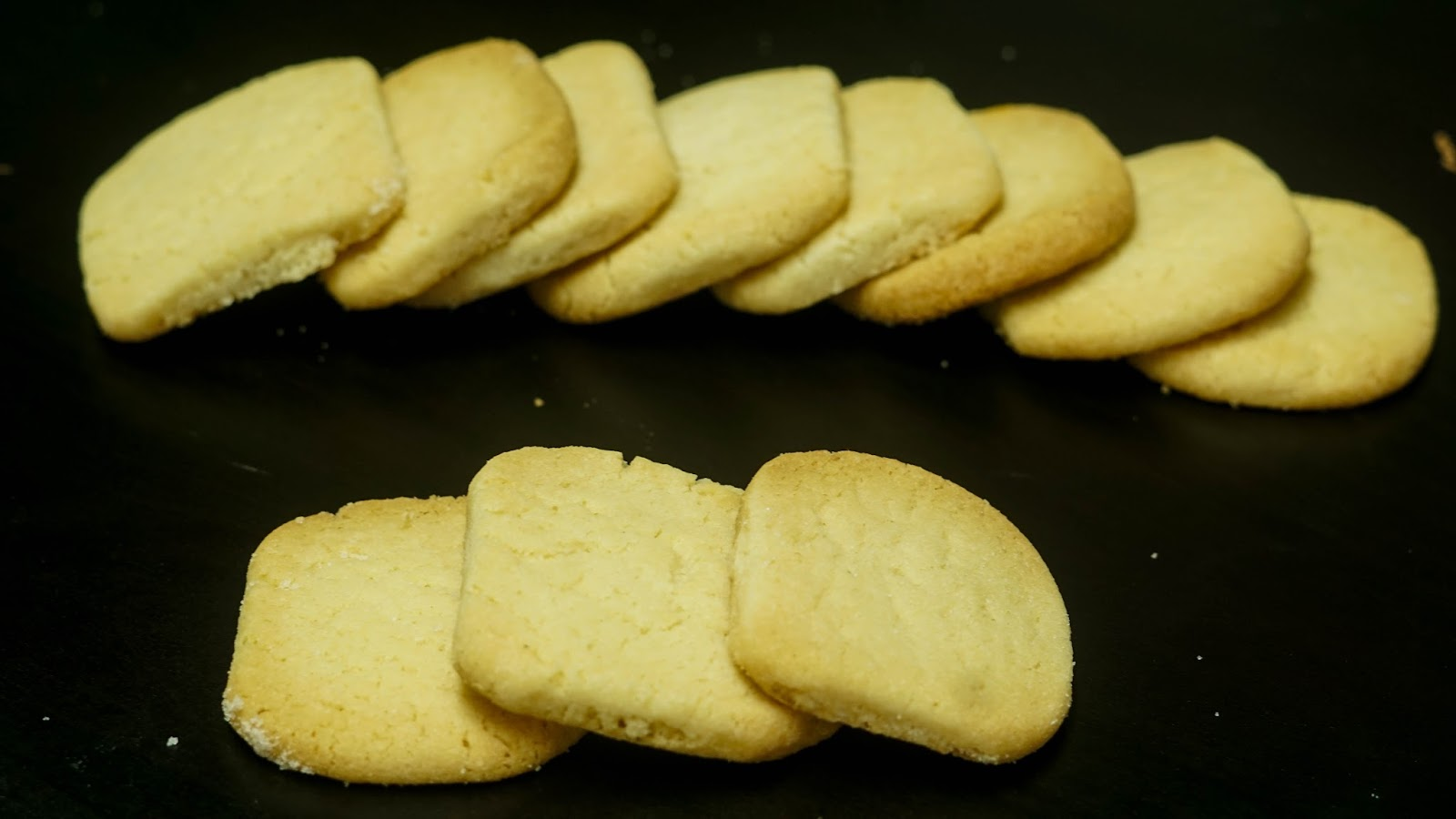 Eggless Butter Cookies / 20 Ingredient Butter Cookies   Steffi's ...
