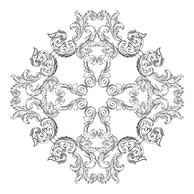 Coloring Pages Mandala Page