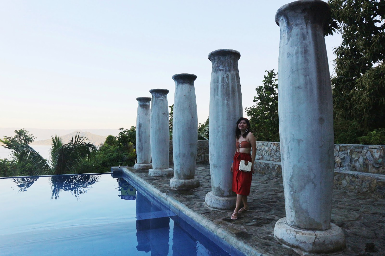 Shercon Resort and Ecology Park Greece Inspired Pool