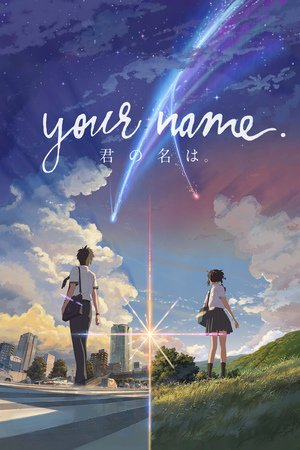 Poster Your Name 2016