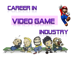 Career In Video Game Industry