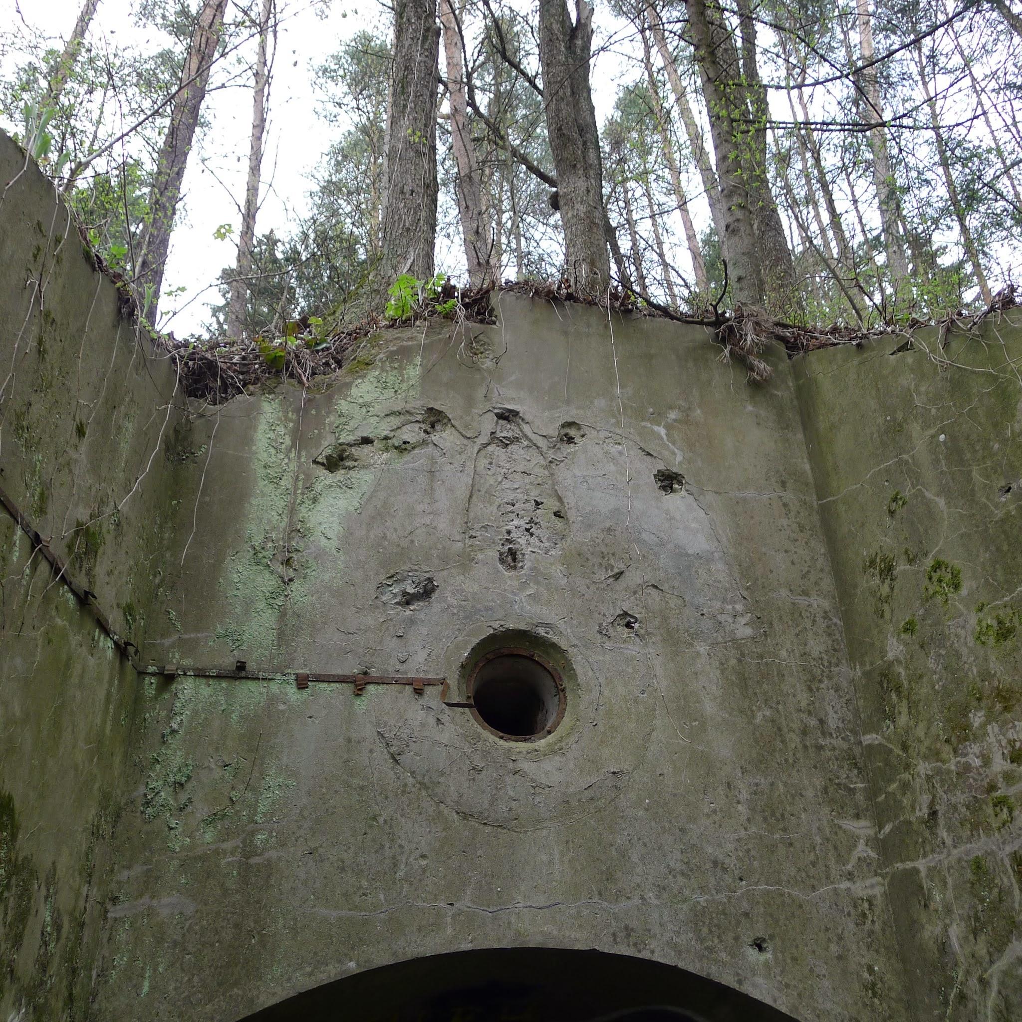Šilo gatvės bunkeris Sapieginėje